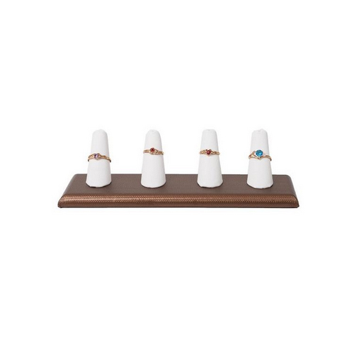Jewelry Wooden Ring Holder Display Stands
