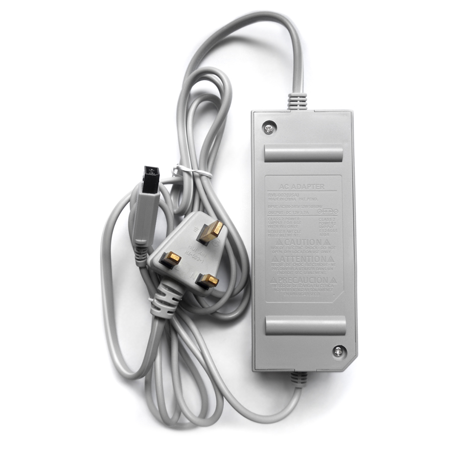 WII adapter charger
