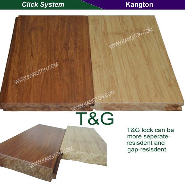 2014 Popular and Cheap Easy Lock Bamboo Flooring (bamboo flooring)