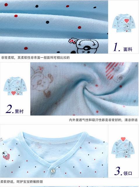 Newborn Babies Pajamas
