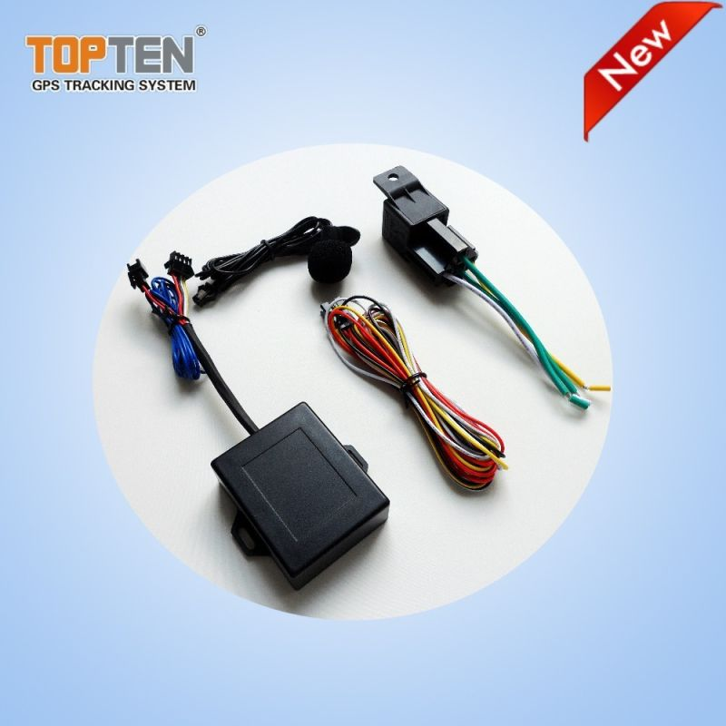 GPS Tracker for Car and Motorcycle Tracker Gt08-Ez