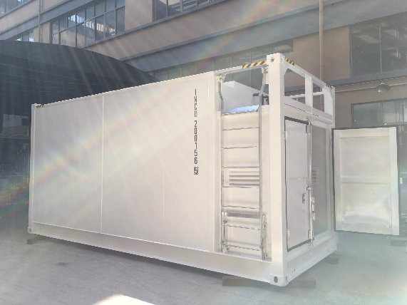 20FT Mobile Container Station with Capacity of 26000L
