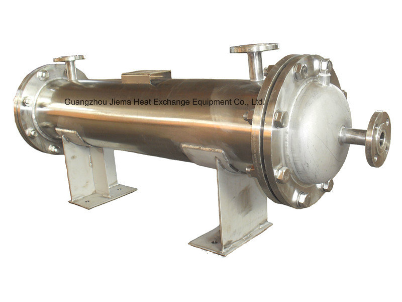 Shell and Tube Heat Exchanger as Condenser