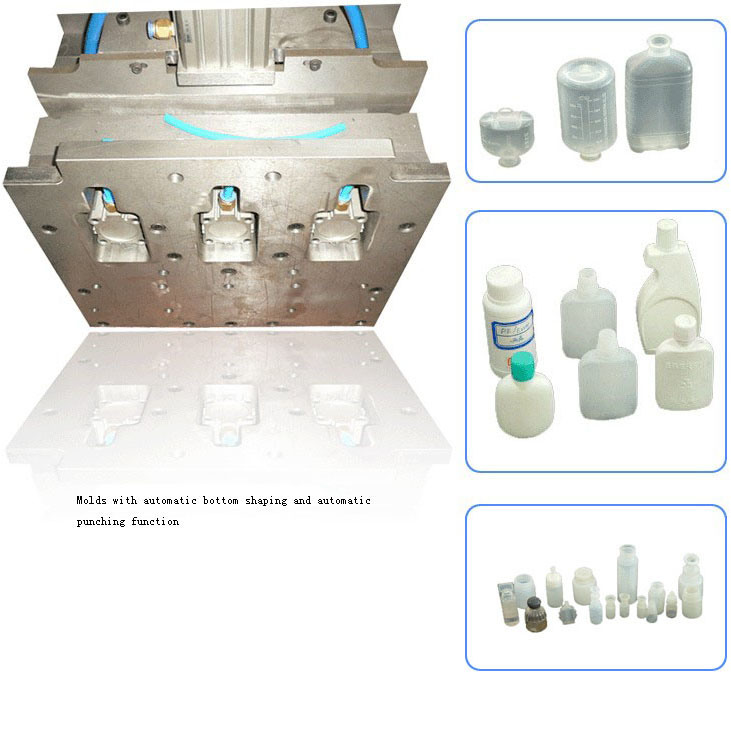 Medical Product Blow Molding Molds