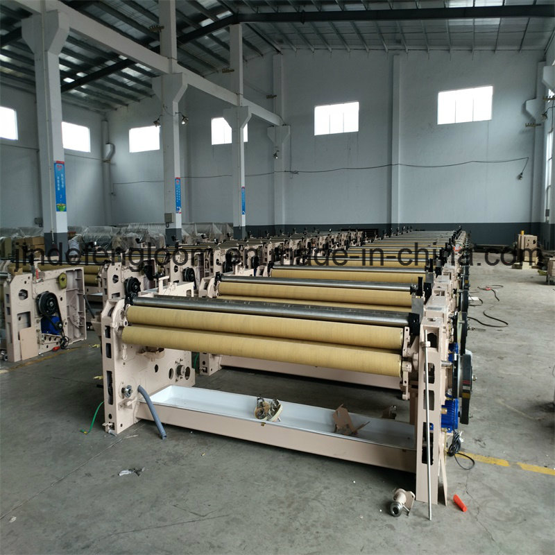 Electronic Cam or Dobby Shuttleless Water Jet Weaving Loom Machine
