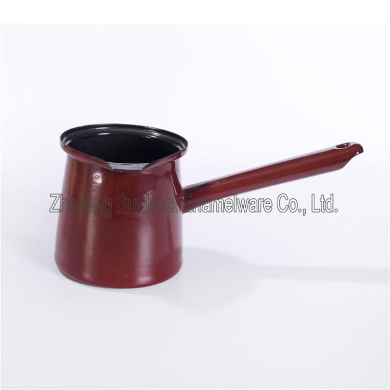 Sunboat Coffee Pot Enamelware/Cookware/Tea Pot/Kettle