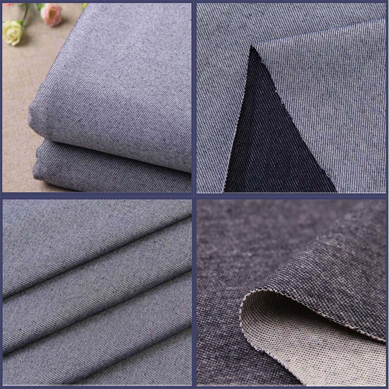 100% Cotton Woven Denim Fabric