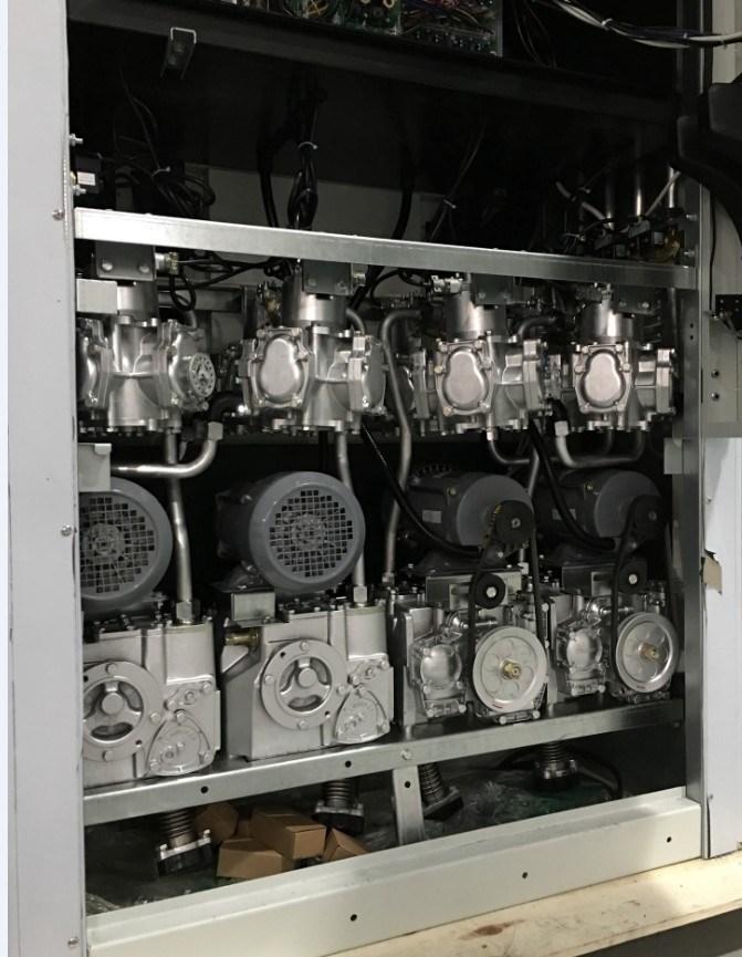 Gilbarco Type 4-Pump&8-Nozzle&2-Displays (Rt-G482) Fuel Dispenser