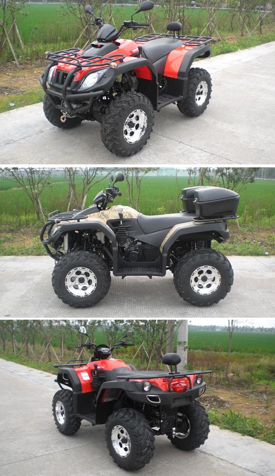 600cc 4X4 Cheap Adults Wholesale Differential Quad Bike ATV/Quad's