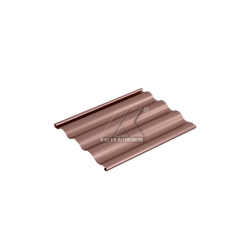 Factory Price Energy-Efficient&Sound-Proofing Aluminium Roller Shutter Profiles