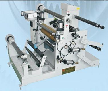 Paper Slitting and Rewinging Machine