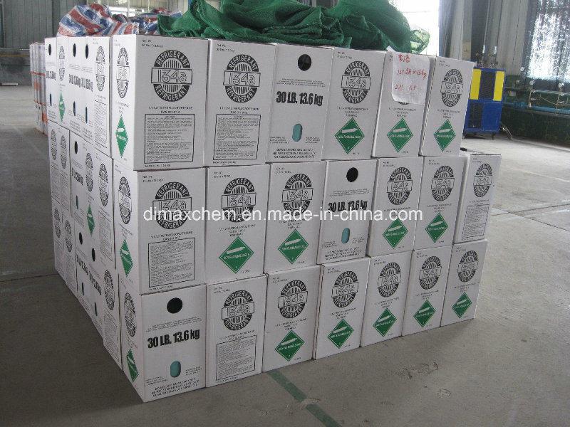 High Purity R134A Freon Gas, R134A Refrigerant Gas