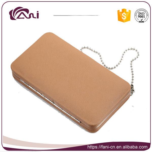 2017 Latest Design Fashion Travel Passport Leather Wallets
