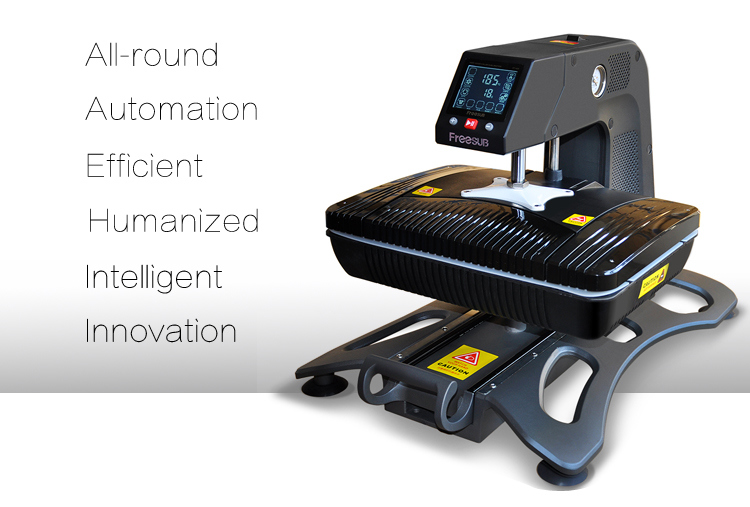 China Manufacturer Digital T-Shirt Sublimation Printing Machine with Wholesale Prices