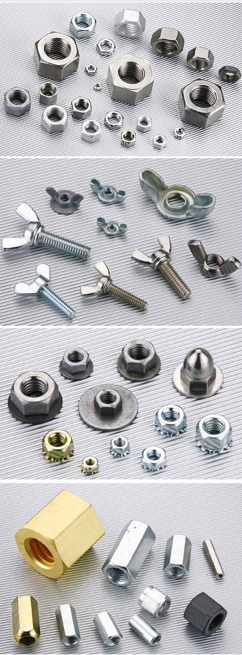 Hex Washer Head Self Tapping Screw