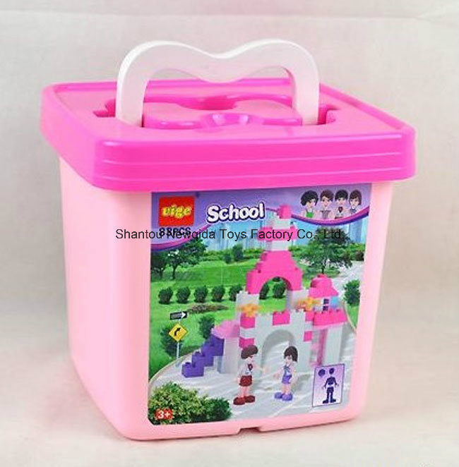 Popular Educational 83PCS School Blocks Children Toy