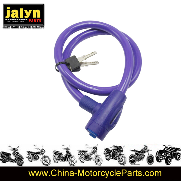 High Quality Anti-Thieft Lock for Universal Bikes (size: 15*90CM)