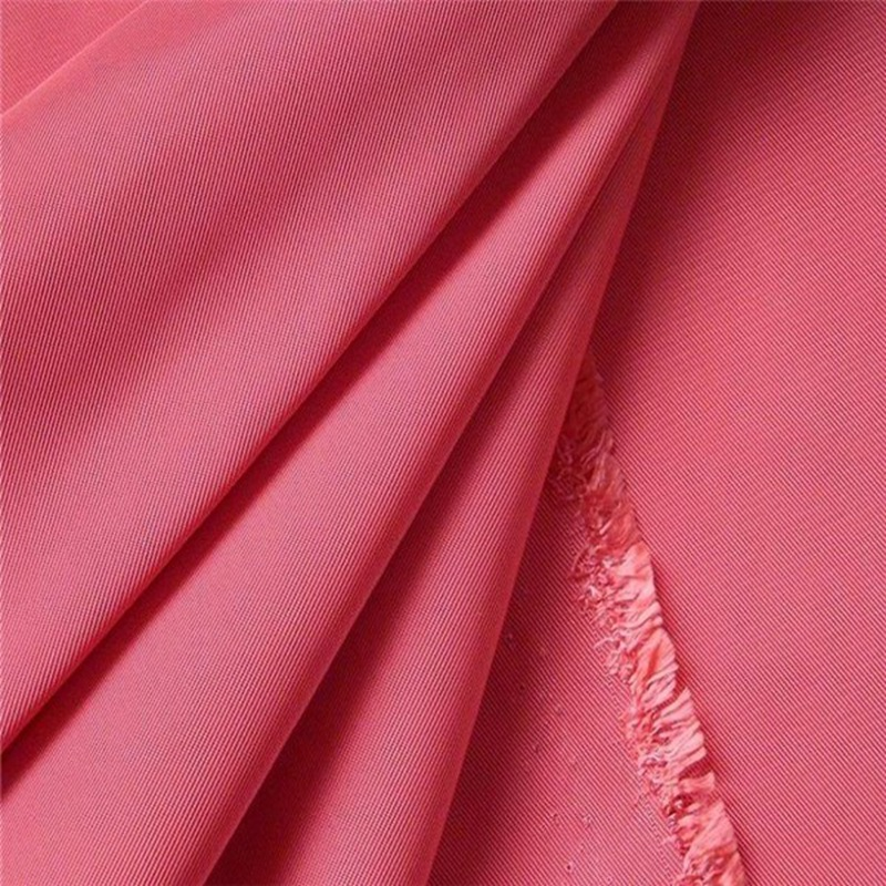 Twill Bright Memory Fabric Cotton Warm Clothes Fabric