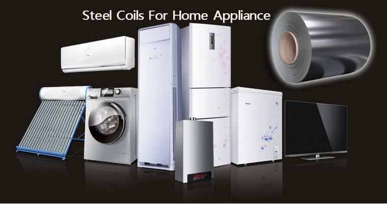 Pet or PVC Film Steel Sheet for Household Appliances
