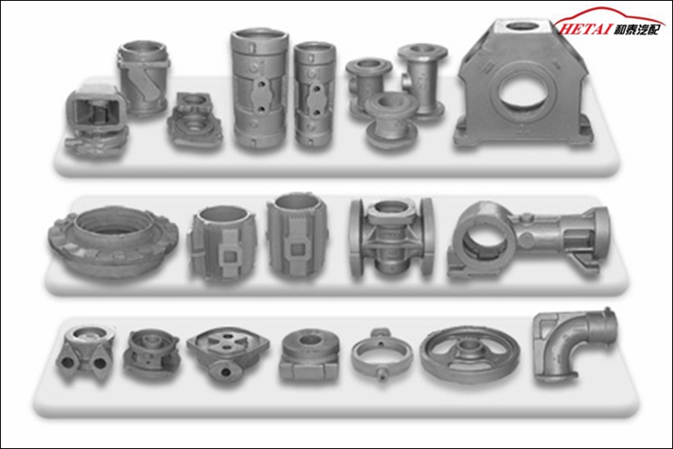 OEM Sand Casting Die Casting Steel Casting Iron Casting