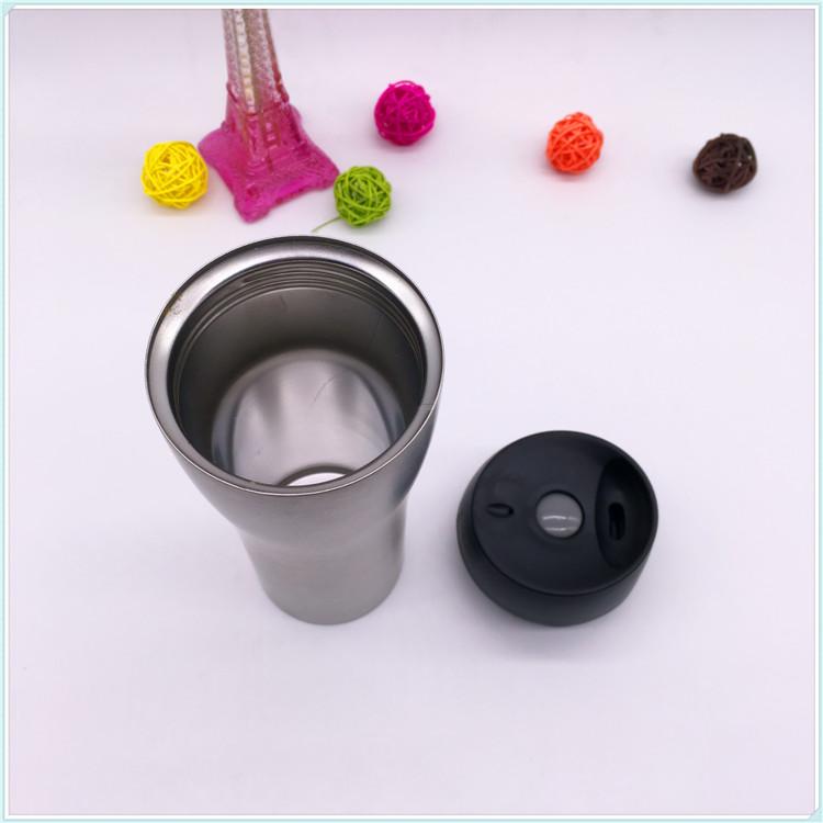 100% Leak Proof, Auto Seal Stainless Steel Travel Mug (SH-SC36)