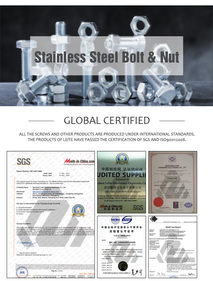 Stainless Steel K Nut