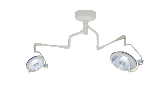 Micare E500/500 Double Domes Ceiling Type Shadowless LED Operating Theatre Lamp