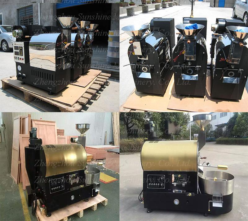 20kg Per Batch Roasting Coffee Machine Coffee Roasting Machine Roaster