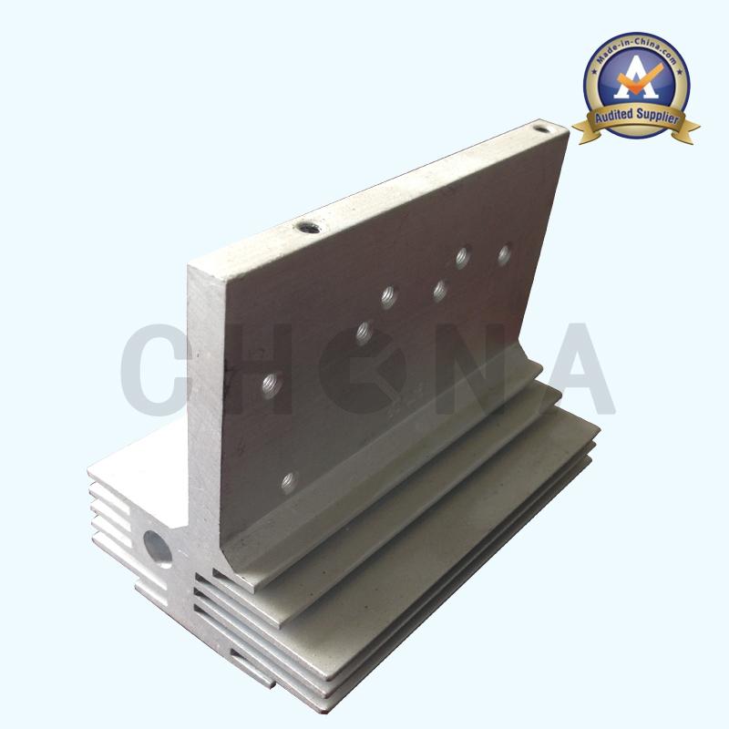 Power System Aluminum Extruded Heatsink