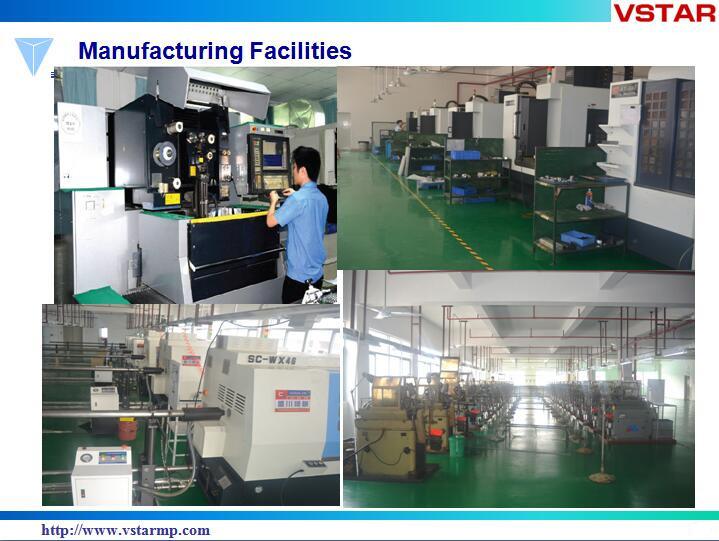 Precision CNC Milling Parts for Automation Equipment Aluminum Part Casting