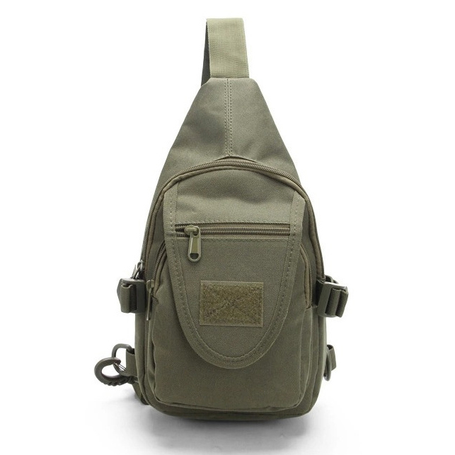 Tactical Military Message Hiking Chest Shoulder Sling Bag