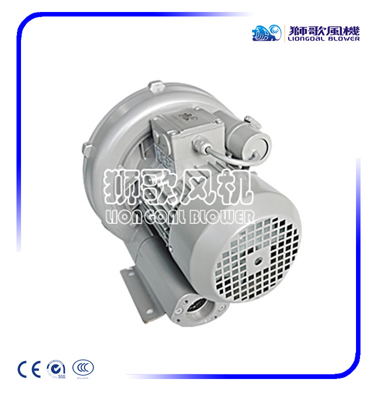 Air Vacuum Pump with Single Stage for Soil Improving
