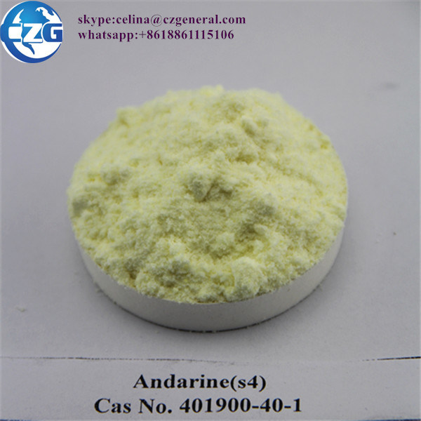 Muscle Growth Sarms Powder S4 CAS: 401900-40-1 Andarine