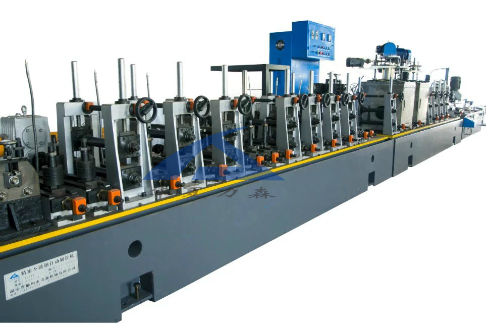 ZG Automotive Exhaust Pipe Making Machine Pipe Production Line