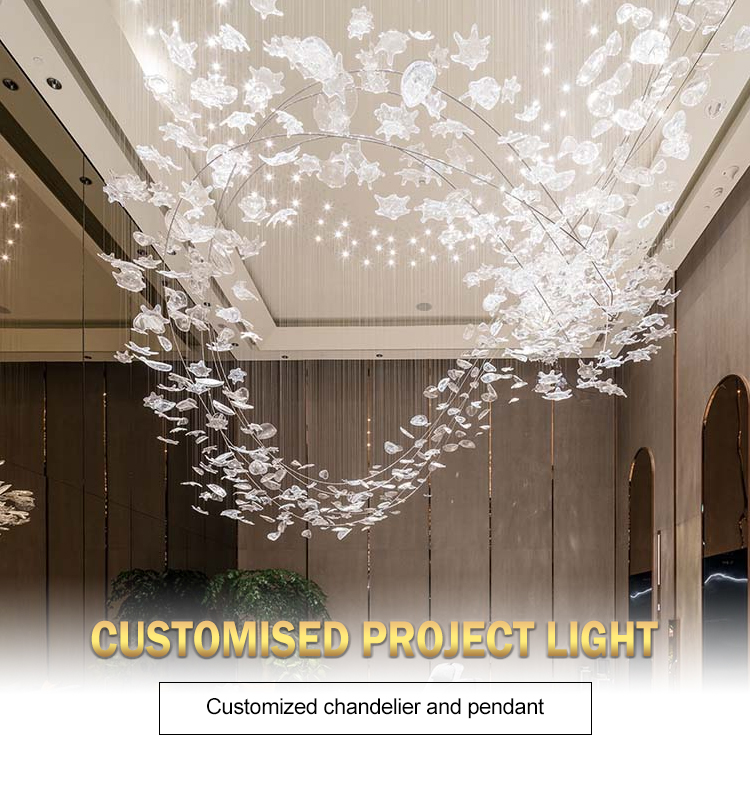 wedding Chandelier Light