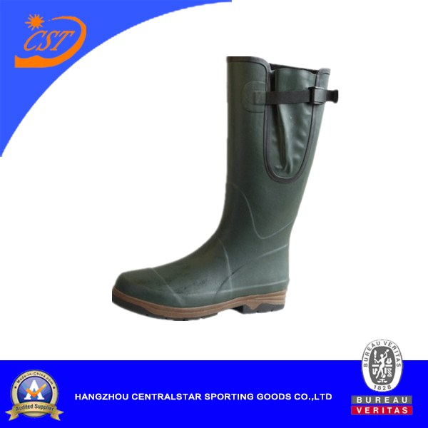 Long Neoprene Rubber Fishing/Working Boots