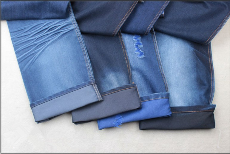 100% Cotton Crossfire High Quality Denim Fabric