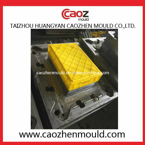 125mm Industrial Crate/Turn Over Box Mould
