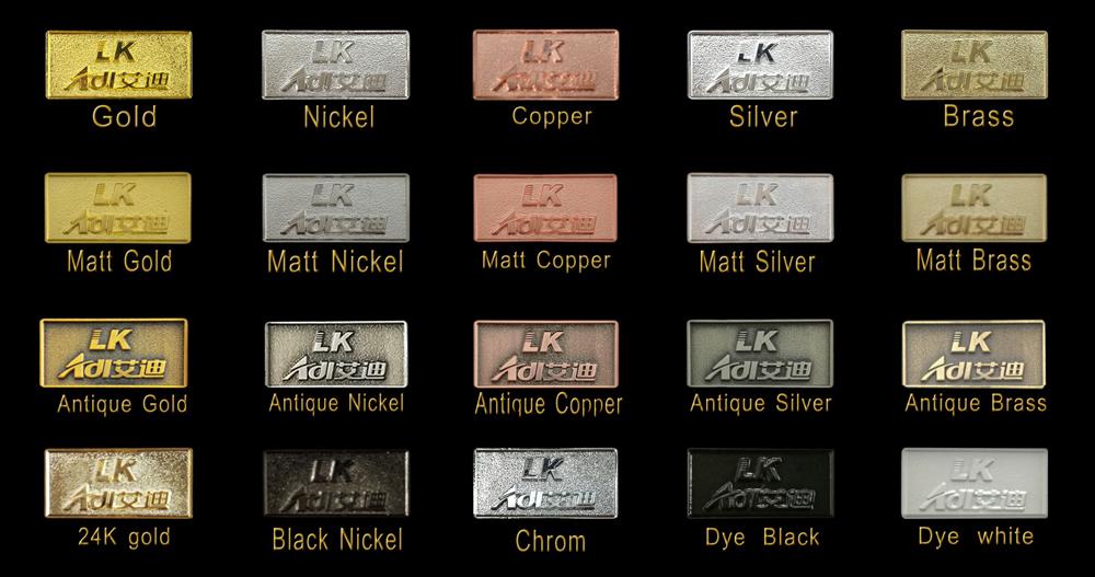 New Design Cheap Custom Made Logo Blank Metal Keychains