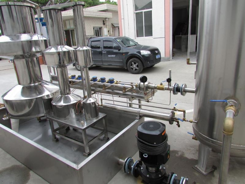 Water Meter Test Bench for Dn50