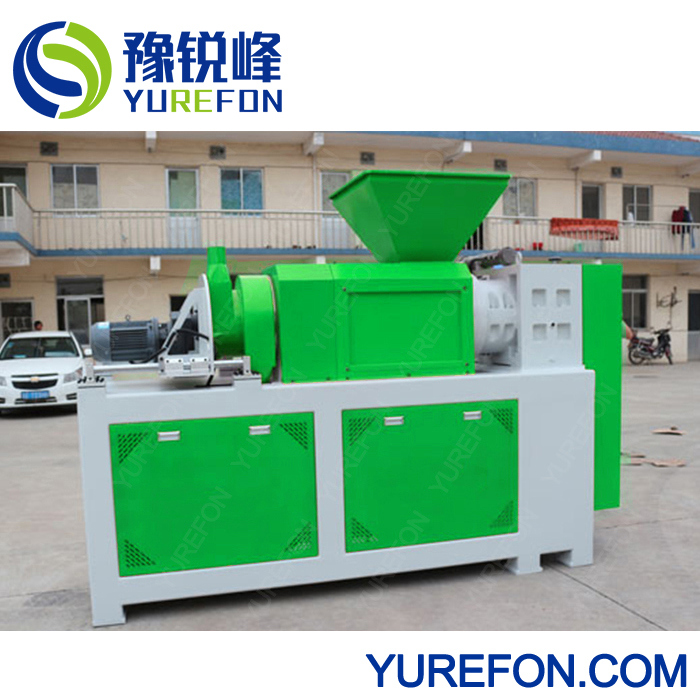 PE PP LDPE HDPE PP PVC Pet Foil Recycling Drying Plastic Squeezing Dryer