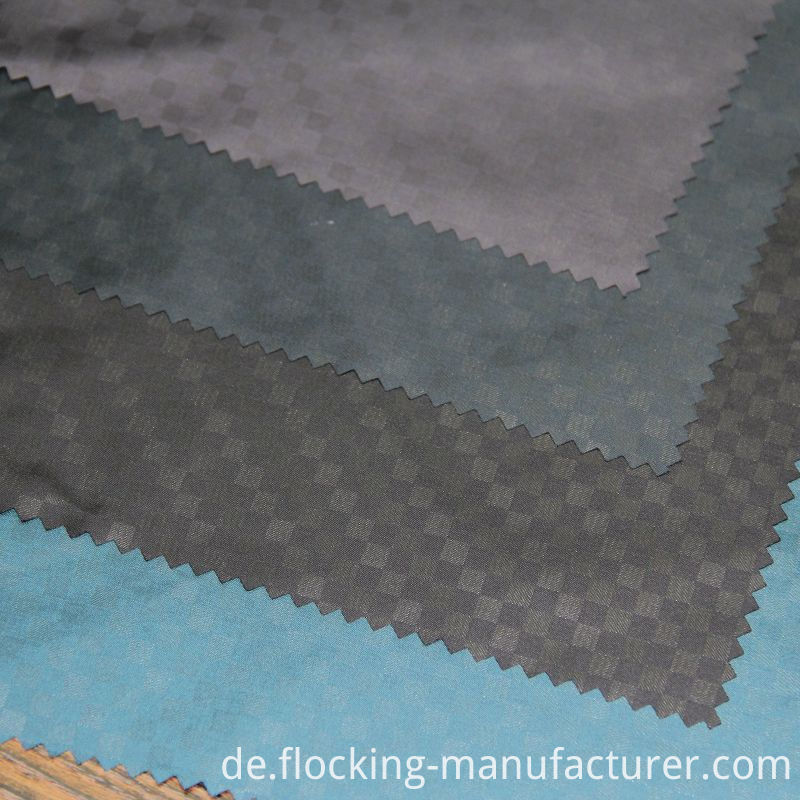 Polyester Fabric Embossed for Jacket