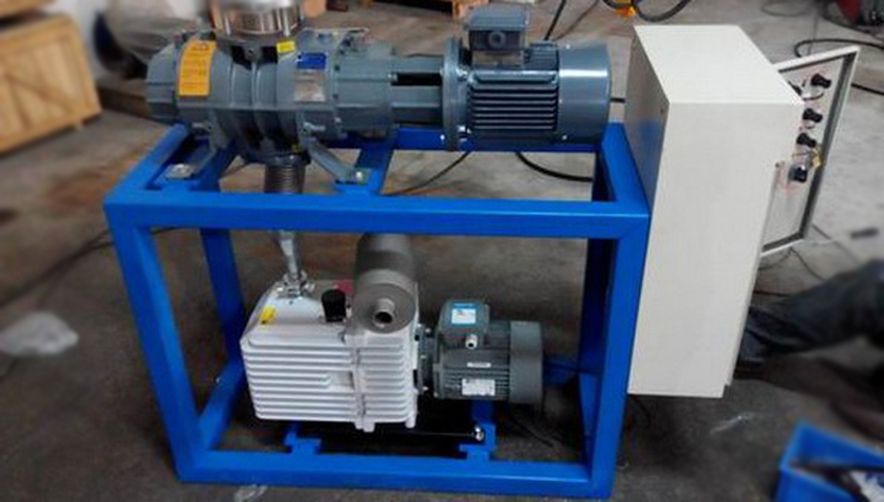 Jzjx Roots Dry Rotary Metallurgy Piston Vane Vacuum Pump
