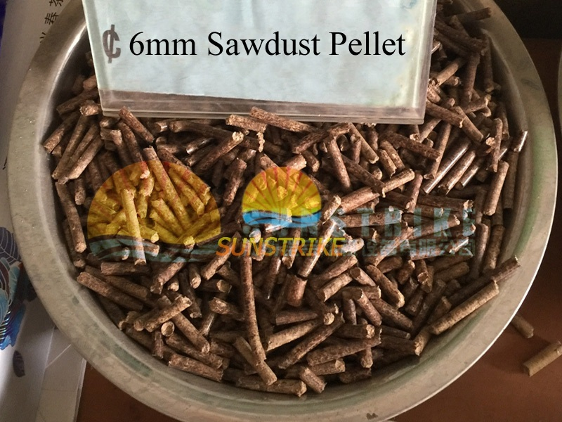 Sawdust Pellet Press Machine with Ce Certificate