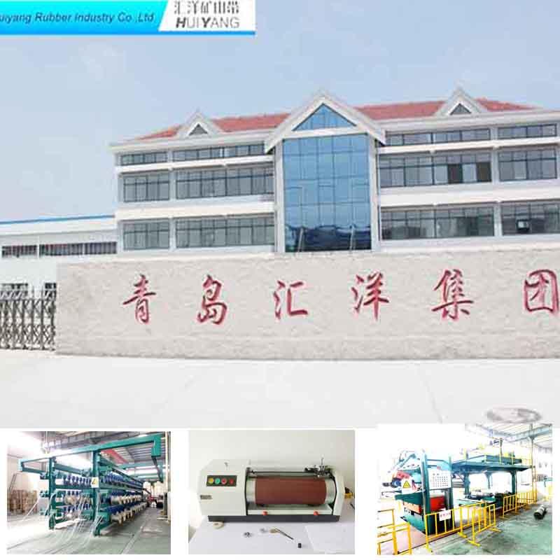 Cc, Nylon, Ep Multi-Ply Fabric Conveyor Belt