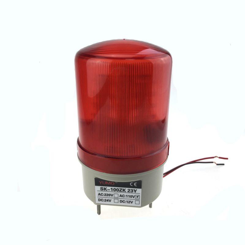 Yumo Sk-100zk 23y AC110V OEM LED Warning Light