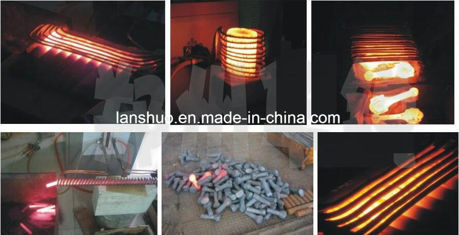 High Efficiency Induction Heating Machine for Metal Forging Price