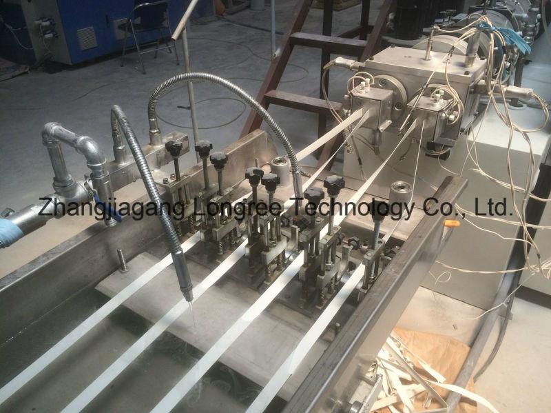 Furniture High Glossy PVC Edge Band Extruder Machine