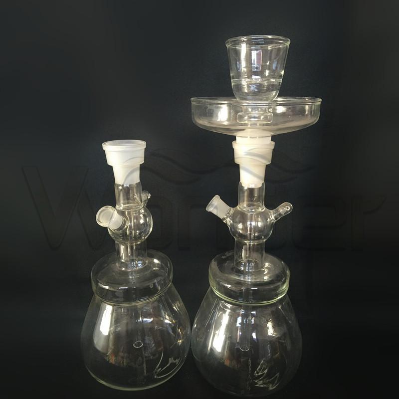 Glass Transparent Hookah Online Buy