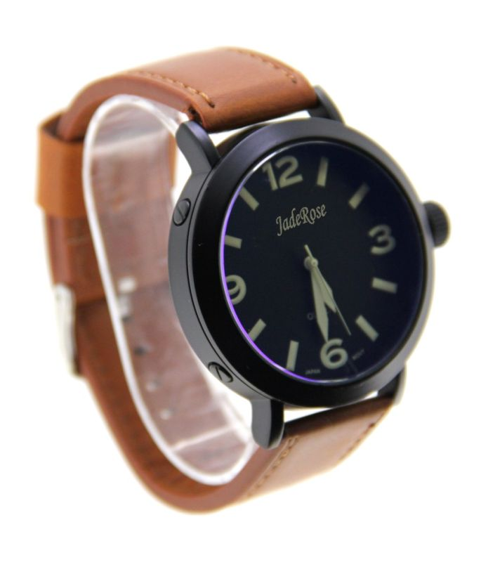 New Fashion Leather Quartz Watches
